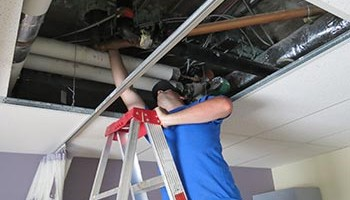leaky ceiling repair | PH Group Waterproofing Specialists | Barrie Ontario