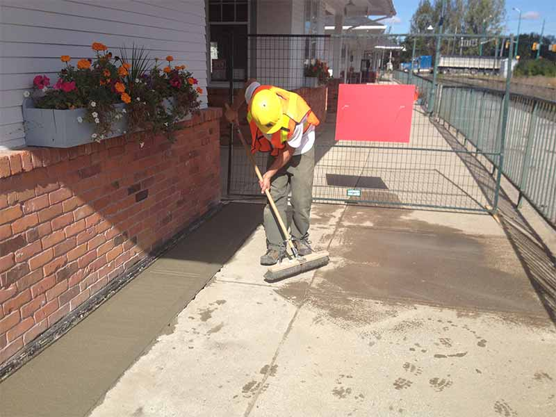 exterior waterproofing in gravenhurst | PH Group Waterproofing Specialists | Barrie Ontario