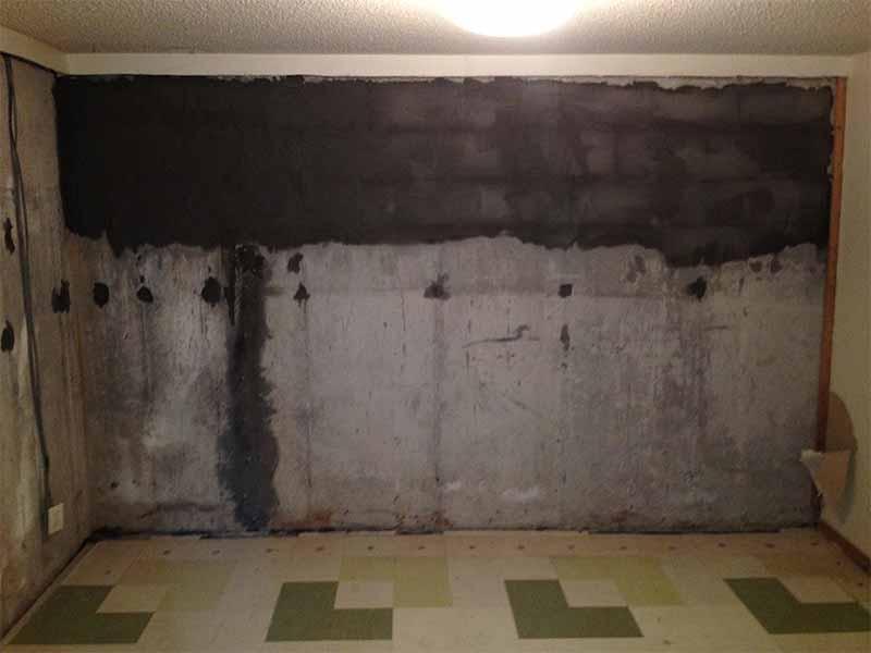 leaky basement repair | PH Group Waterproofing Specialists | Barrie Ontario