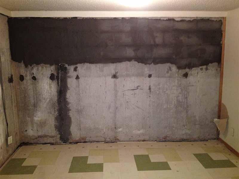 leaky basement waterproofing | PH Group Waterproofing Specialists | Barrie Ontario