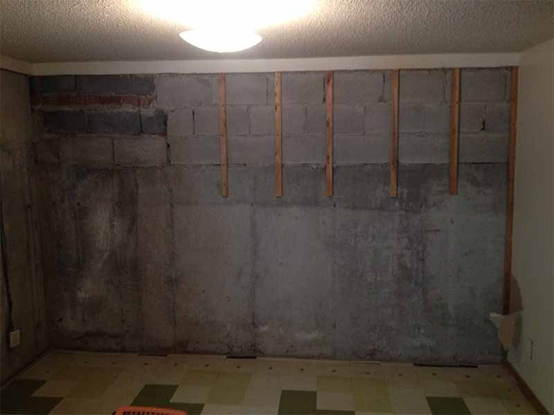 basement repair and waterproofing | PH Group Waterproofing Specialists | Barrie Ontario